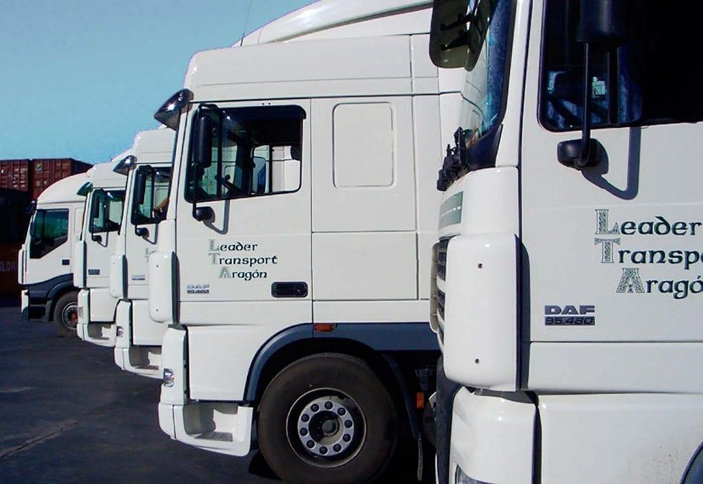 Leader Transport Aragón