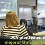 JCV mejora el transporte marítimo