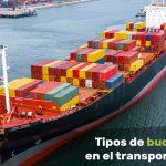 Tipos de buque de carga